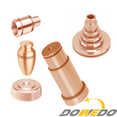 Copper CNC Turned Parts