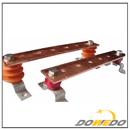 Copper Grounding Busbar