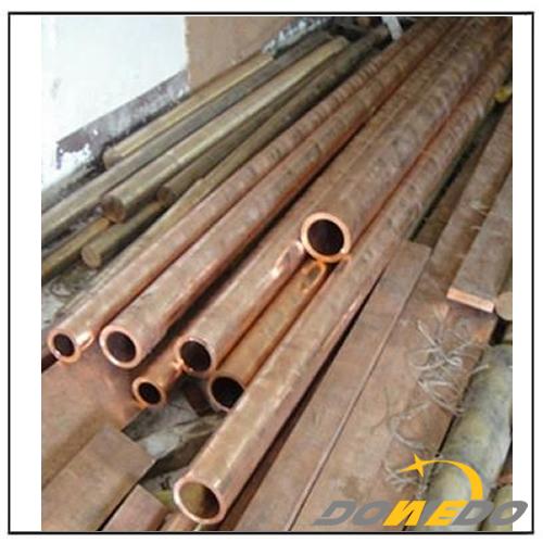 Copper Round Tubing Bar