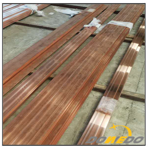 Flat Copper Rods