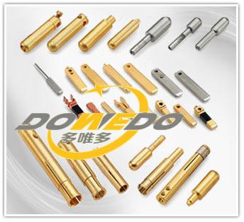 Brass Electric Pin & Sockets