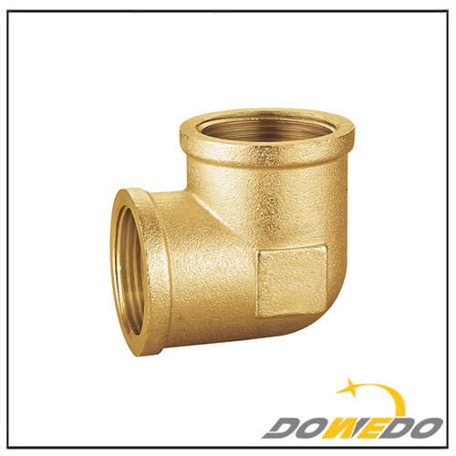90 Degree Elbows Brass Pipe Fittings