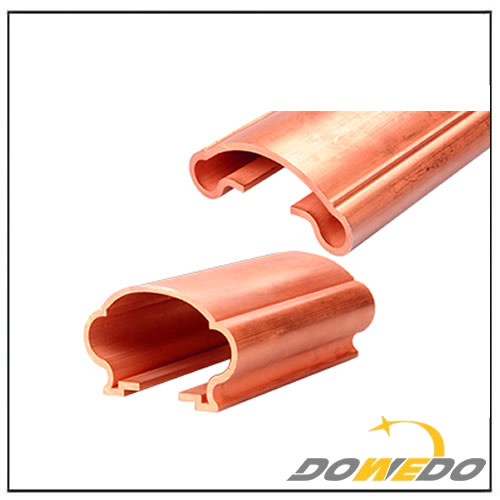 Custom Copper Extrusion Profile