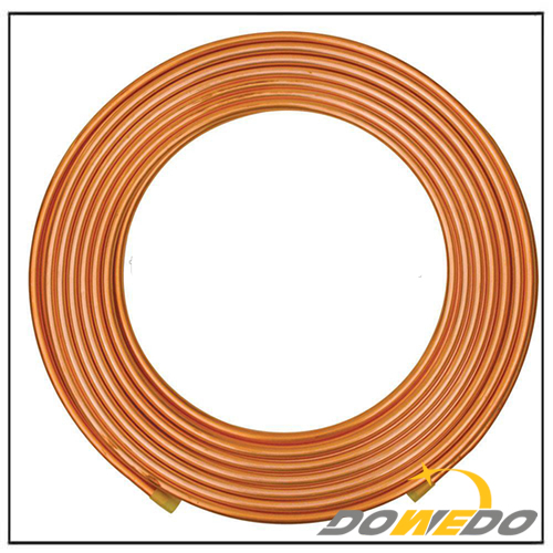 C10200, C12000, C12100 Air Condition Copper Coil
