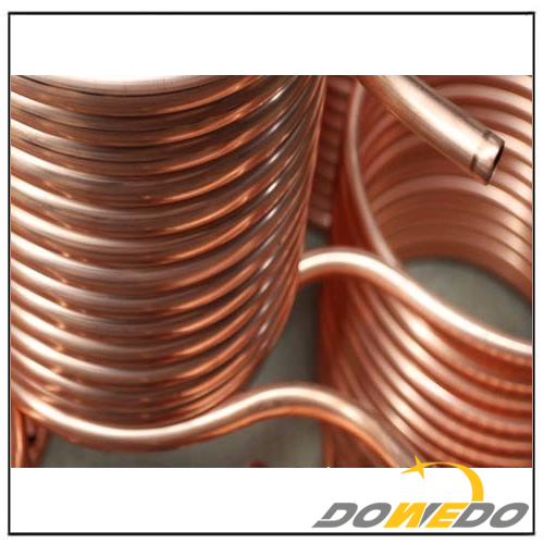 C11000 Copper Refrigeration Coil