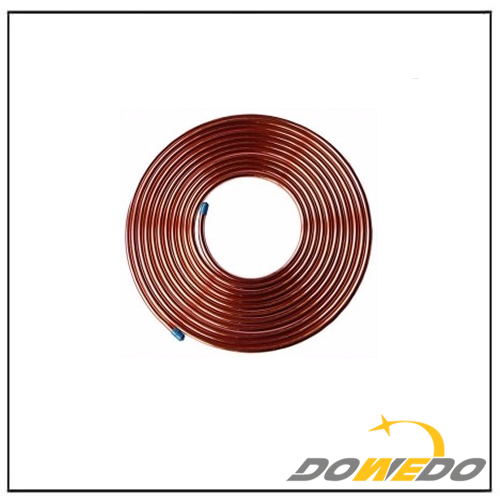 Seamless Copper Coil Tube