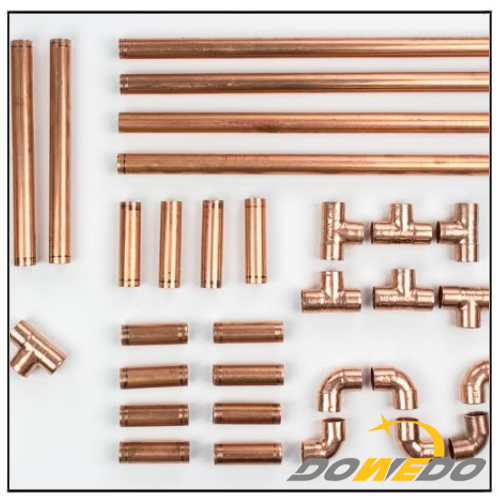 Copper Pipe and Copper Tube Fitting
