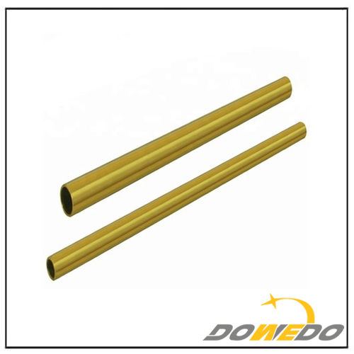Seamless Admiralty Brass Tube
