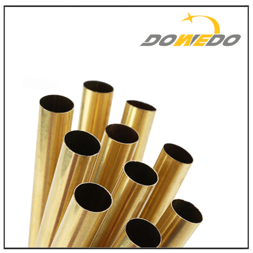 Thin Walled Brass Pipe Tube