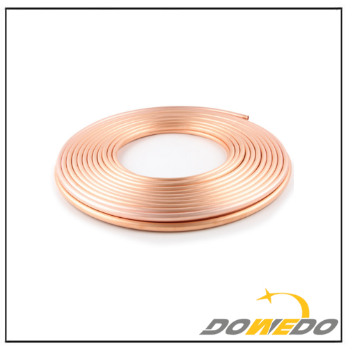 ASTM Pancake Coil Copper Tube