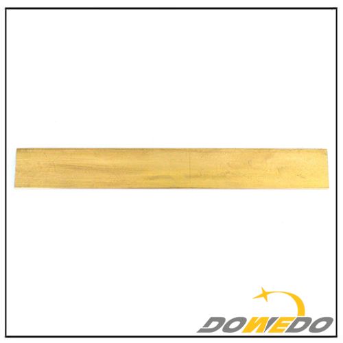 360 Flat Rectangular Brass Bar