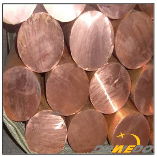 99.99% Pure C11000 Copper Rod