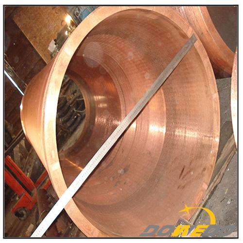 C1100 Large Diameter Pure Copper Brass Tube