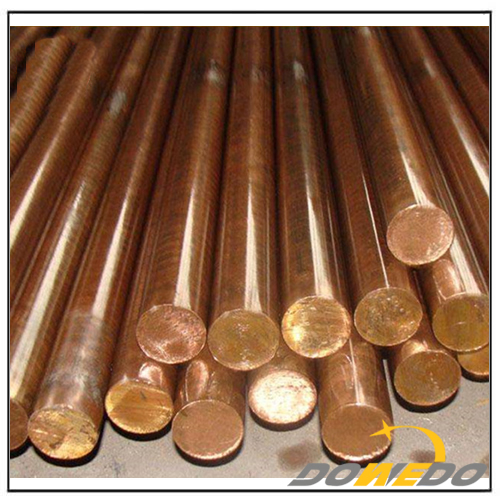 C11000 Electrolytic Tough Pitch Copper Rods