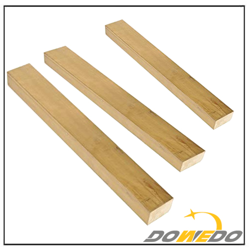C38000 Brass Flat Solid Bars