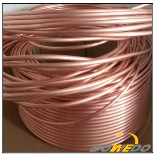 Round Copper Mould Tube for ACR and Refrigeration