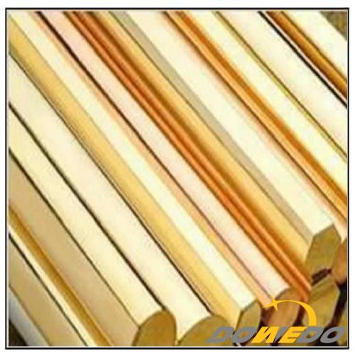 Brass Octagon Rods