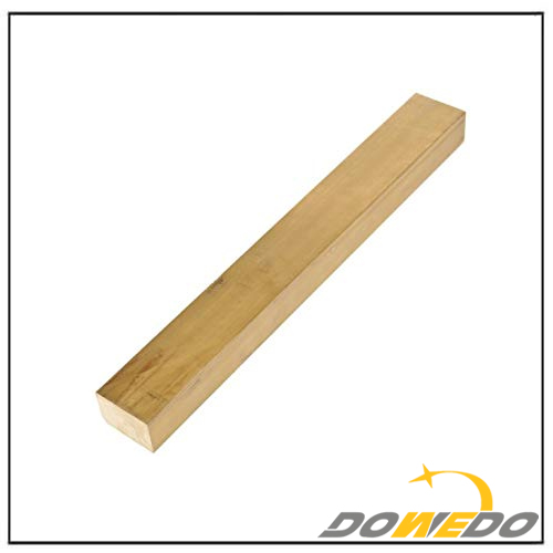 C26000 Rectangular Brass Rod