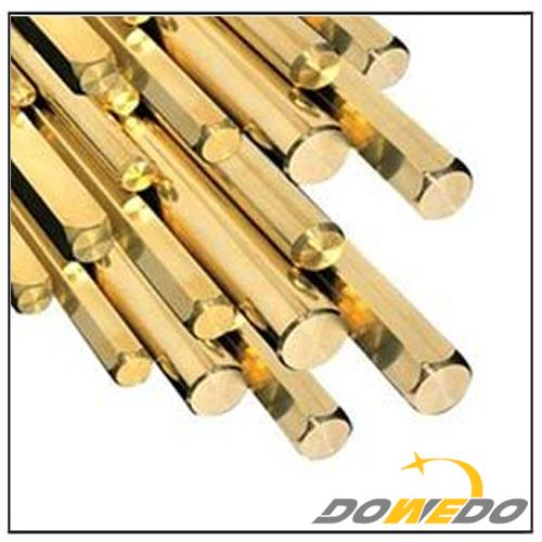 CW606N CZ131 DTD 627 Forging Brass Rods CuZn37Pb2