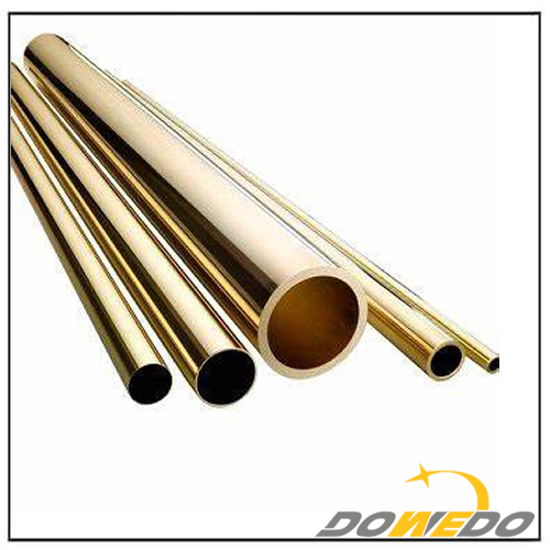 High Tensile Brass Hollow Pipes