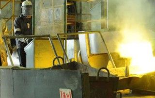 Metal Steel Manufacturing Process