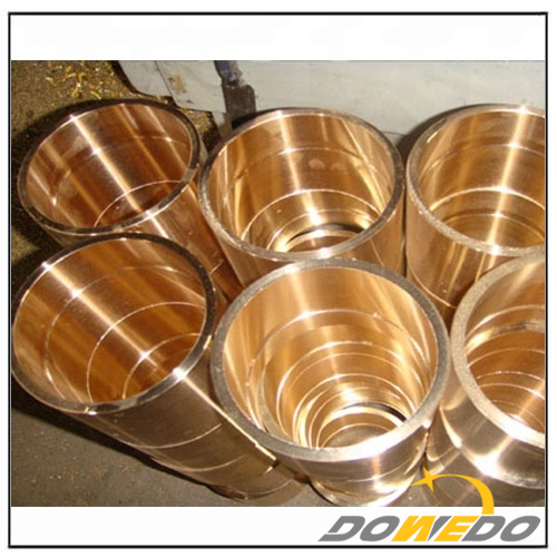 Custom Large Diameter Admiralty Brass Pipes C44300