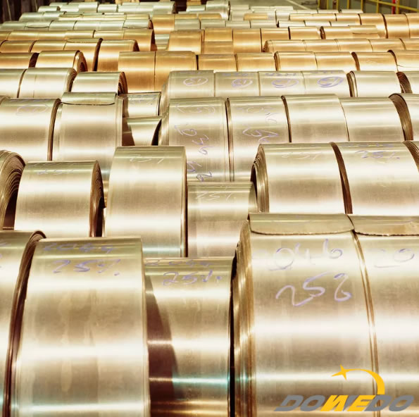 Common Brass Alloys