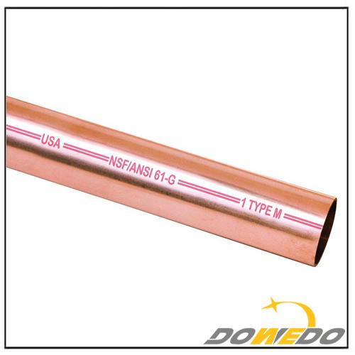 Type M Copper Pipe