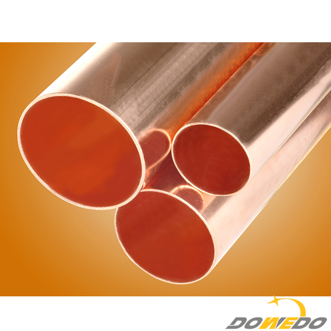 China Wholesale Copper Straight Tubes