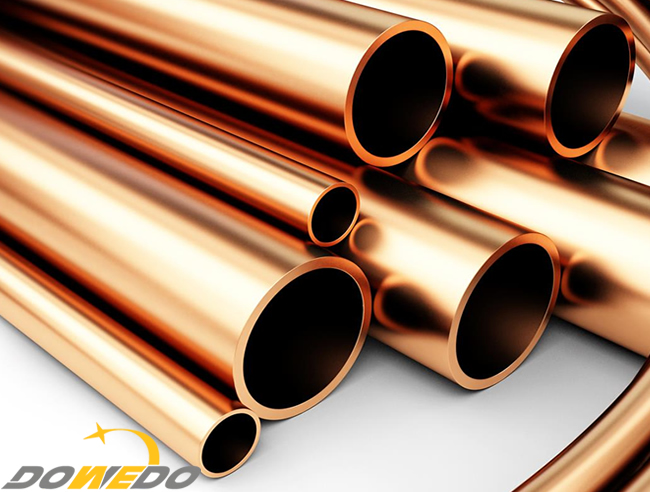 Copper Pipe, Tubing & Fittings