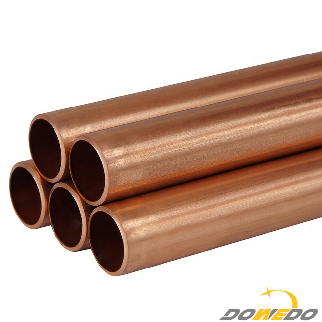 Refrigeration Air Conditioning Copper Tube Pipe