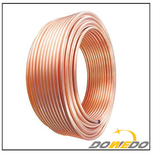 Refrigeration Pancake AC Copper Pipe