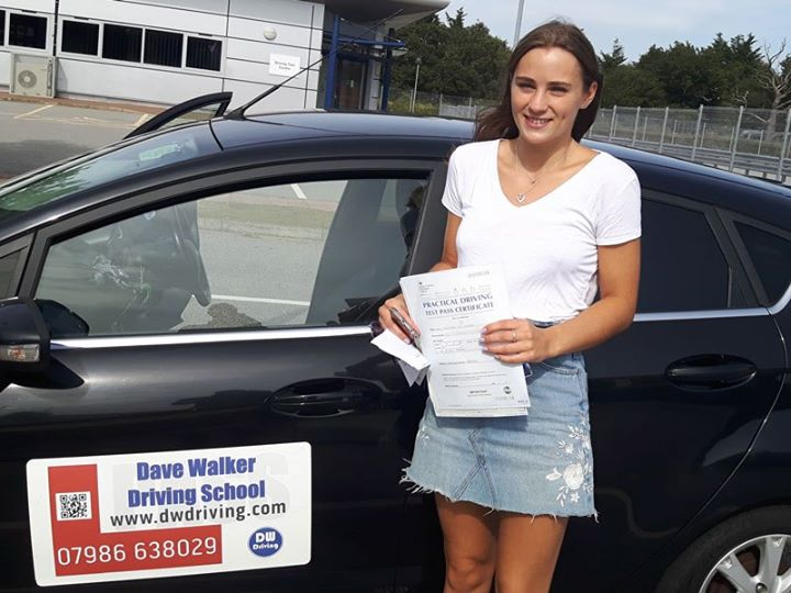 Driving lessons StowuplandVery well done Lexie Simpson who passed her practical driving test, on her first attempt, at the Ipswich Driving Test centre on 30 August. No more waiting around for a lift!! You also get a bonus point for spotting the blue door.