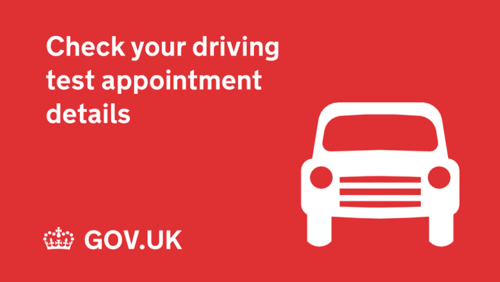 Lost your driving test booking confirmation email? Don't worry, you can check the time of your test and the test centre address online.✅www.gov.uk/check-driving-test