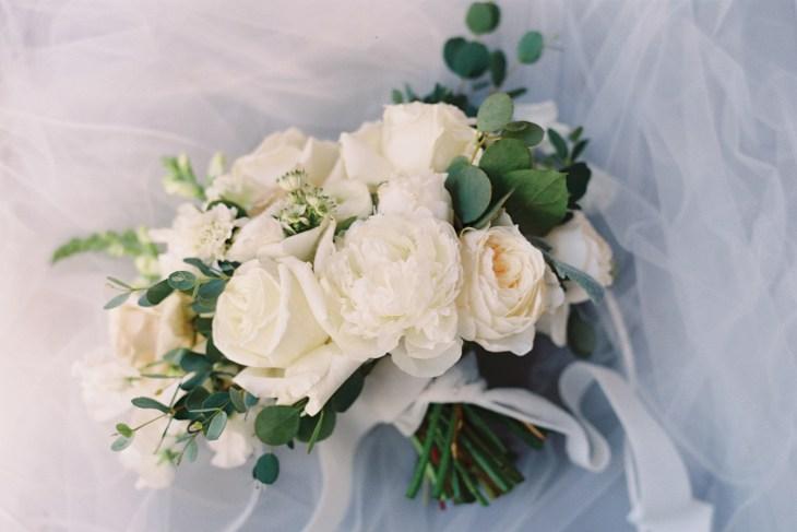 Carsen Wycoff Philip Anderson bouquet