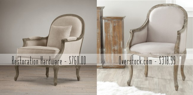 restoration hardware chair iu0027m just going to come out and say it i love these chairs they exude elegance refinement and - Restoration Hardware Bedroom Furniture