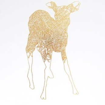 animal decor - deer