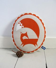 animal decor - fox
