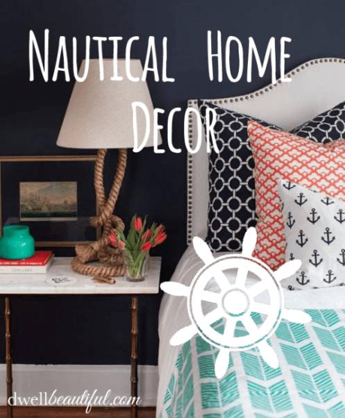 nautical home decor