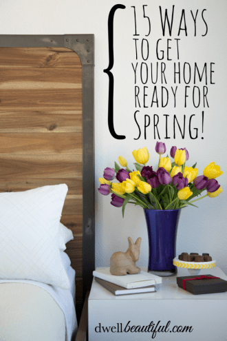 get your home ready for spring
