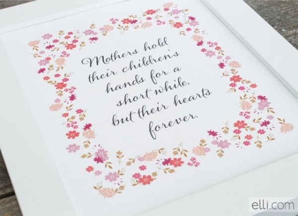 mother's day cards and printables