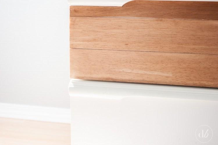 Balsa Wood Dresser Update Dwell Beautiful