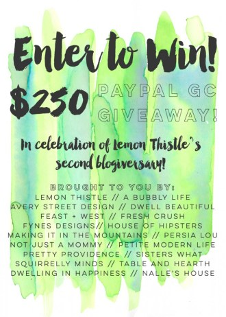 paypal gift card giveaway