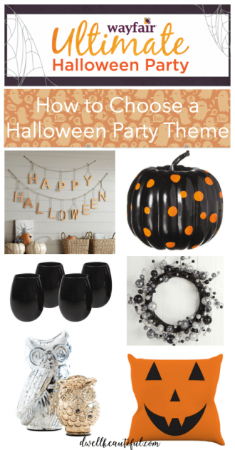 halloween party theme