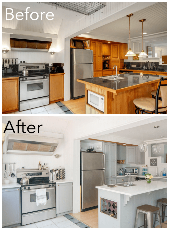 DIY Budget Kitchen Renovation   Our Gorgeous Kitchen Reveal!