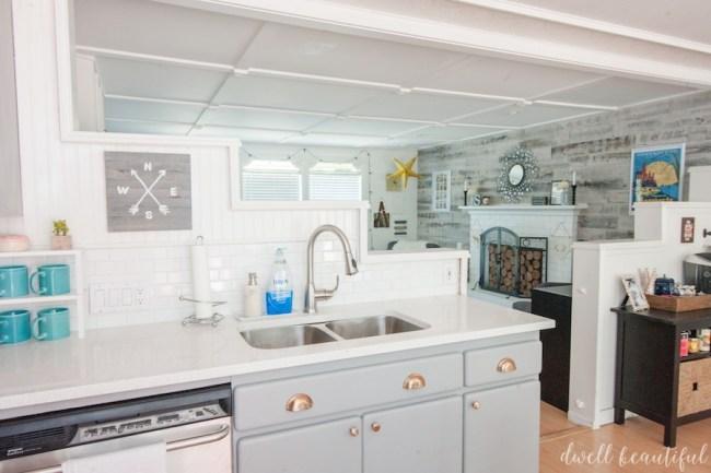 DIY Kitchen Renovation - Our New Kitchen Reveal