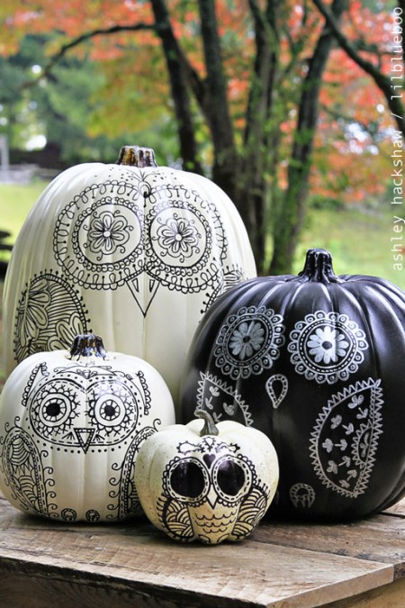 easy diy fall pumpkin project