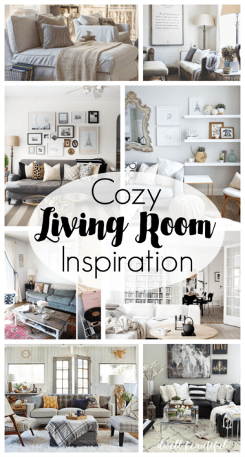 Cozy Living Room Inspiration