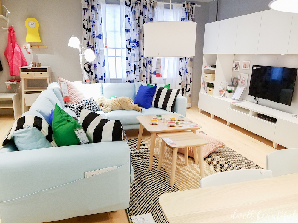 brand new ikea tour ikea deals styling and shopping. Black Bedroom Furniture Sets. Home Design Ideas