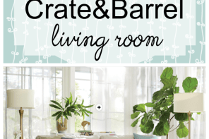 Get the Look for Less: Crate and Barrel Copycats